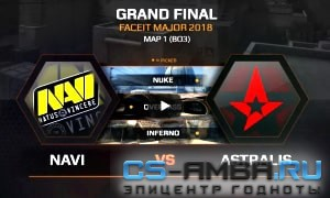 Astralis - победители FACEIT London 2018 CS:GO Major Ch...