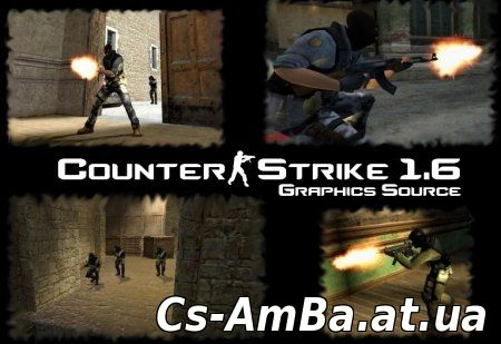 (NEW) CS 1.6 Graphics Source