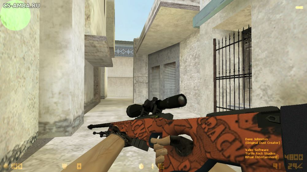 AWP - Boom (HD) для CS 1.6