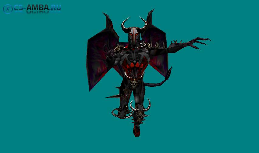 скачать модель дьявола для зомби сервера