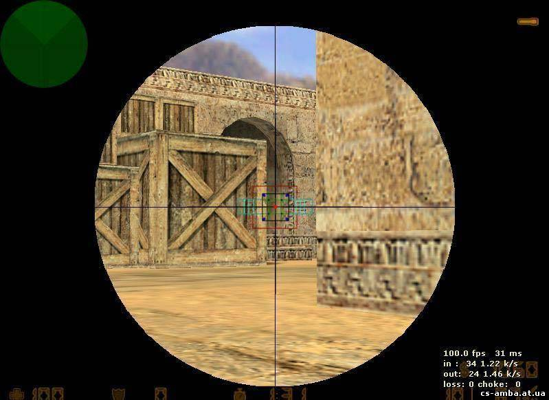 Ultra Sniper Scope