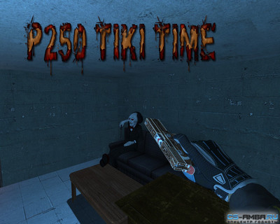 P250 TIKI TIME [Gloves]