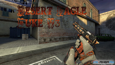 Desert Eagle Duke V3 [Gloves]