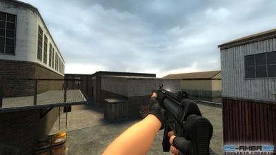 CS:GO MP5-SD