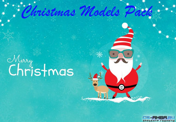 Christmas Models Pack