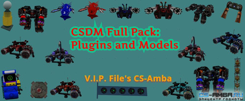 CSDM Full Pack
