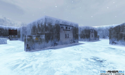 Карта fy_iceworld для Counter Strike 1.6