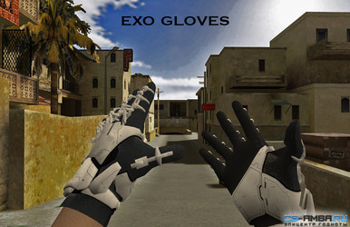 Перчатки HD Exo Gloves для CS 1.6