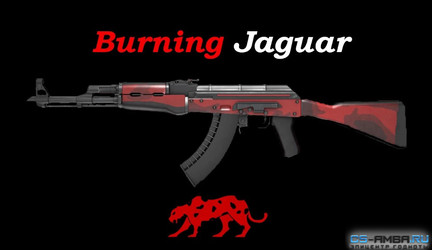 Burning Jaguar