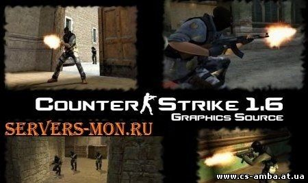 Counter-Strike 1.6 Graphics Source 2014
